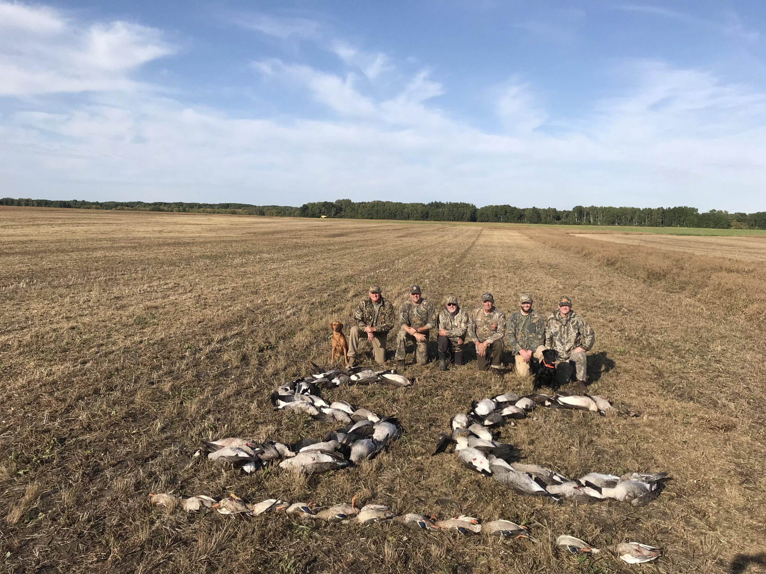 Fulda Testimonial - Waterfowl Hunting Saskatchewan