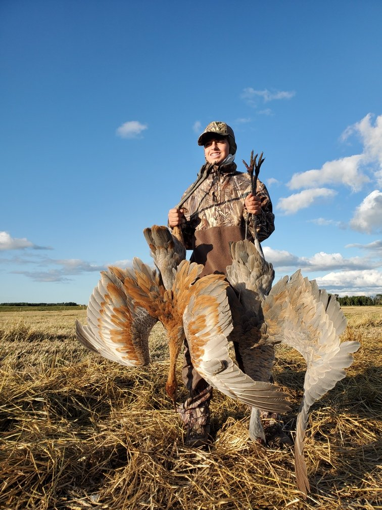 Doering Feedback - Bird Hunting Saskatchewan